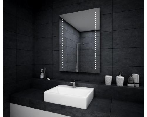 Зеркало с подсветкой для ванной комнаты Рико